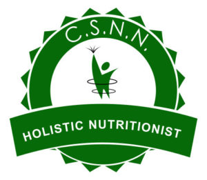 Canadian School of Natural Nutrition, Registered Holistic Nutritionist